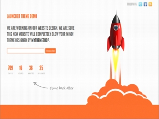 WordPress Site type - Launch